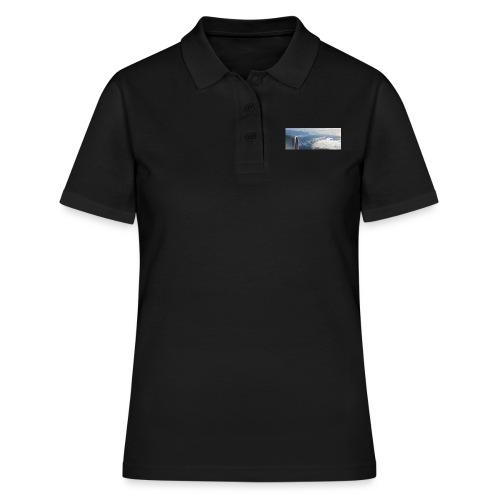 Flugzeug Himmel Wolken Australien - Frauen Polo Shirt