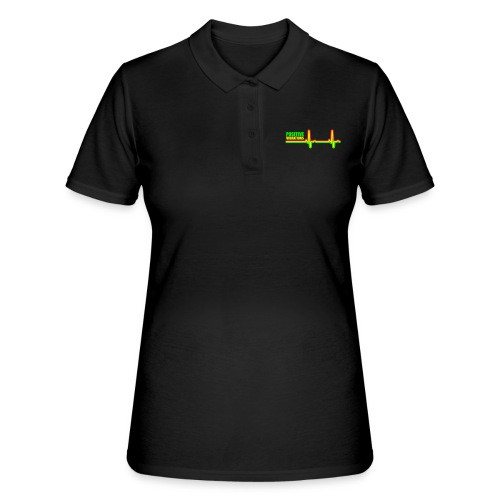 POSITIVE VIBRATION - Women's Polo Shirt