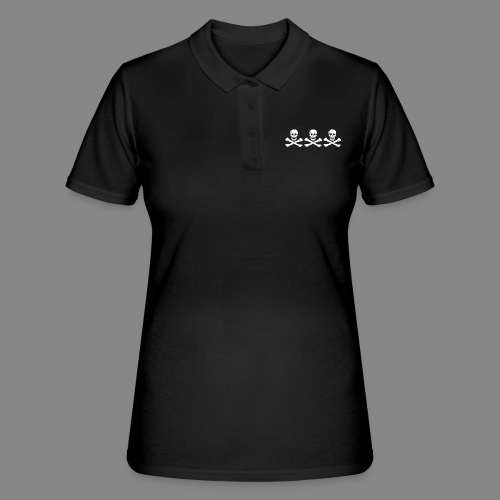 Christopher Condent Flag - Women's Polo Shirt