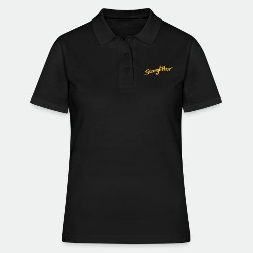 Starglitter - Lettering - Women's Polo Shirt