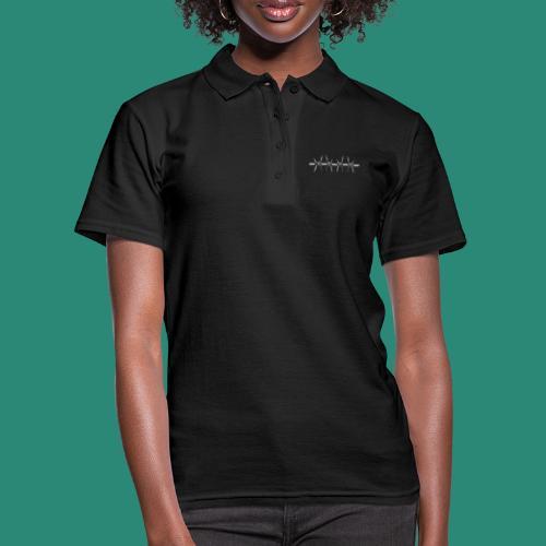 Stacheldraht - Frauen Polo Shirt