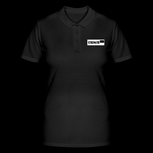STRENGTH - Women's Polo Shirt