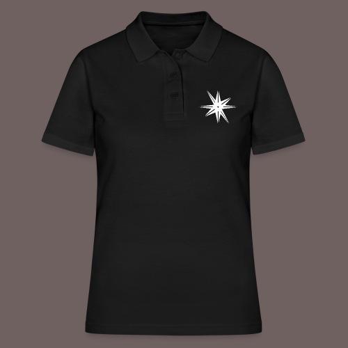 GBIGBO zjebeezjeboo - Rock - Octa Star Blanc - Polo Femme