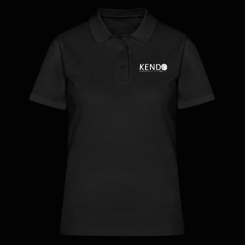 Finnish Kendo Team Text - Women's Polo Shirt
