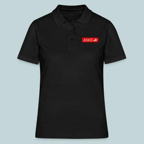 askoelogo1 - Frauen Polo Shirt