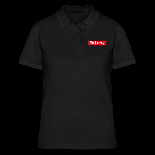 Sk1nny Logo - Women's Polo Shirt