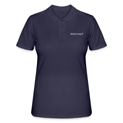 Mama's boy - Women's Polo Shirt
