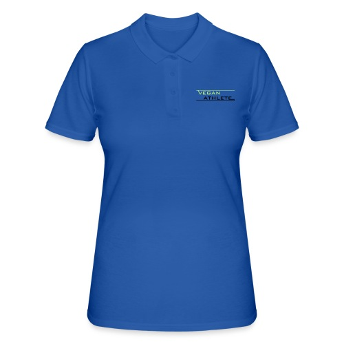 VEGAN ATHLETE - Frauen Polo Shirt