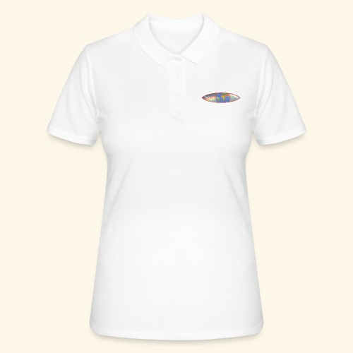 Heal the World - Frauen Polo Shirt
