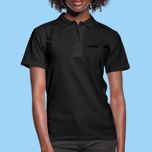 Powerboat GT30/GT15 Black flip - Women's Polo Shirt