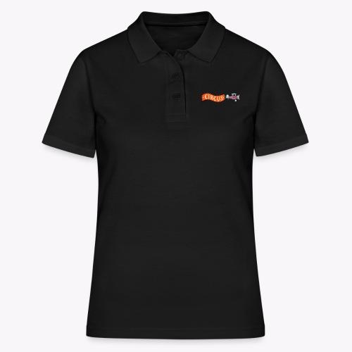 Circus Airplane - Women's Polo Shirt