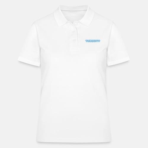 Tubocity Logo - Women's Polo Shirt