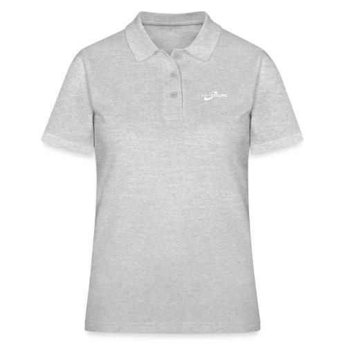 Planet Cycling Web Logo - Women's Polo Shirt