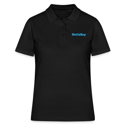 HetIsRoy - Women's Polo Shirt