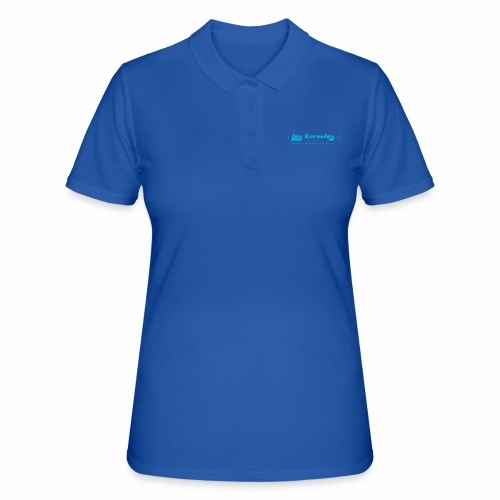 Rocking since 2001 - Blue - Polo Femme