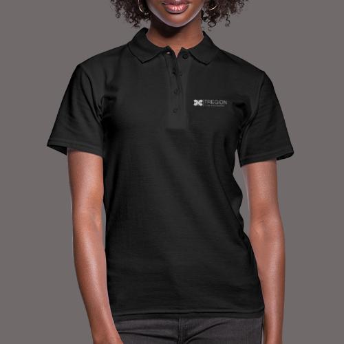 Tregion Logo wide - Women's Polo Shirt