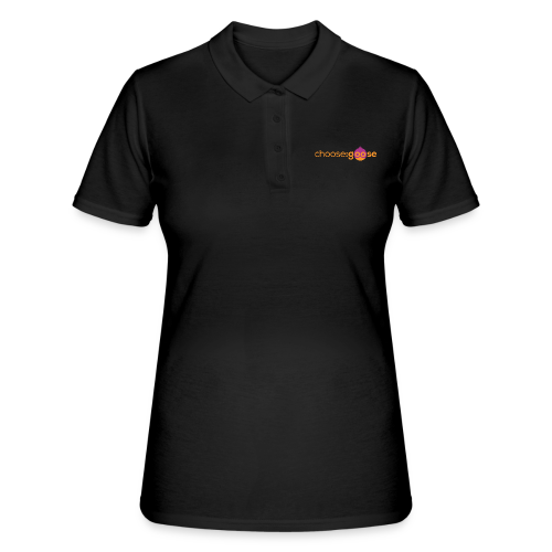 choosegoose #01 - Frauen Polo Shirt
