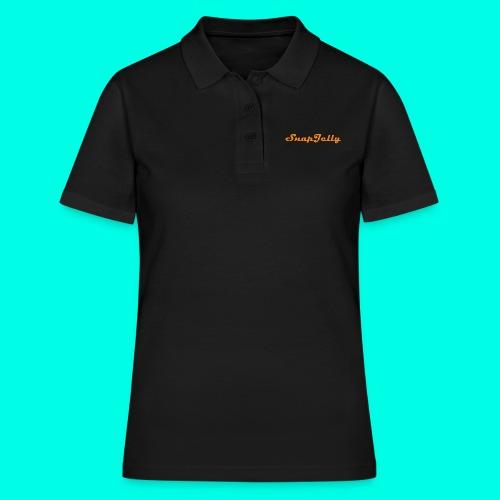 SnapJelly orange - Women's Polo Shirt