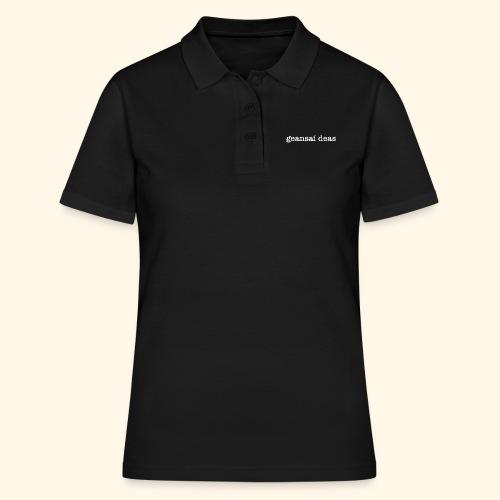 geansai deas - Women's Polo Shirt