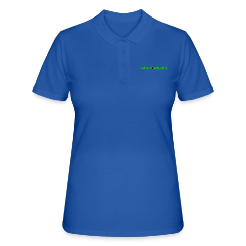 JustRocks - Frauen Polo Shirt