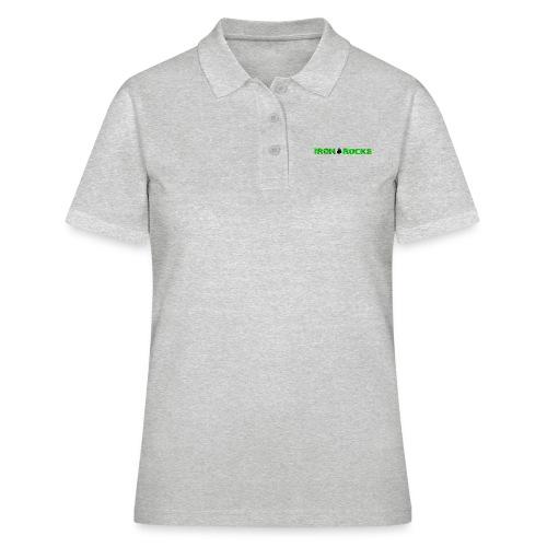 JustRocks - Frauen Polo Shirt