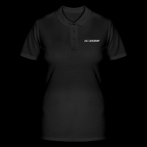 ALCH3MY - Women's Polo Shirt