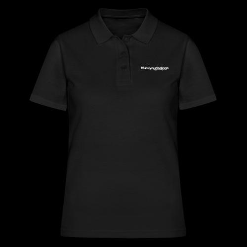 Trigger Warning Motto! - Women's Polo Shirt