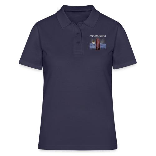 Masthuggah master, kyrka och terass - Women's Polo Shirt