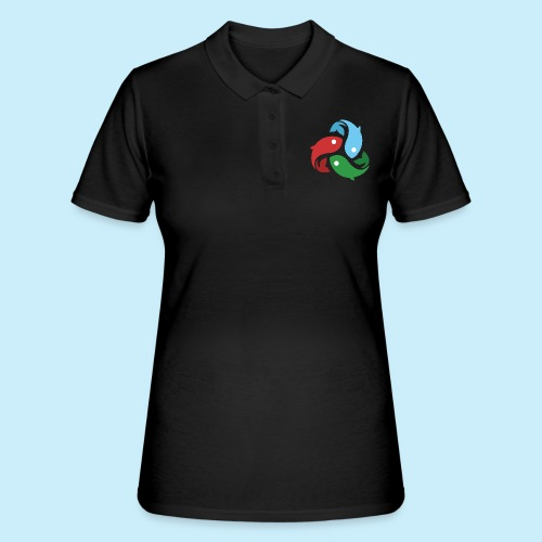 De fiskede fisk - Women's Polo Shirt