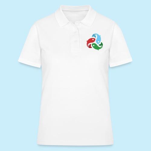 De fiskede fisk - Women's Polo Shirt