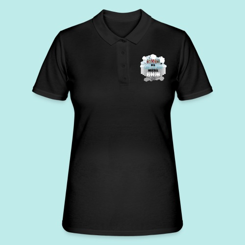 Real Education vs. Industrial Education - Women's Polo Shirt