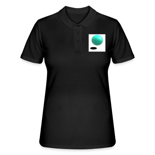 sing - Camiseta polo mujer