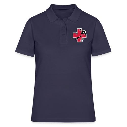 sic-santyx-infirmyx-citud - Women's Polo Shirt