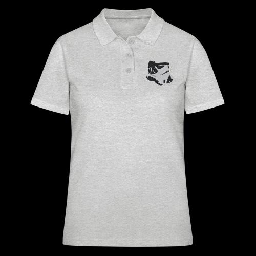 Stormtrooper Helmet - Women's Polo Shirt