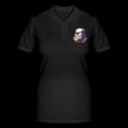 Stormtrooper with Hope - Women's Polo Shirt