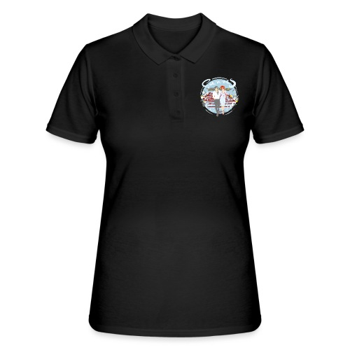 Ville Cannes by Strob - Women's Polo Shirt