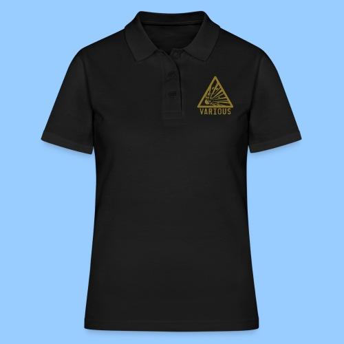 VariousExplosions Triangle (1colour) - Women's Polo Shirt
