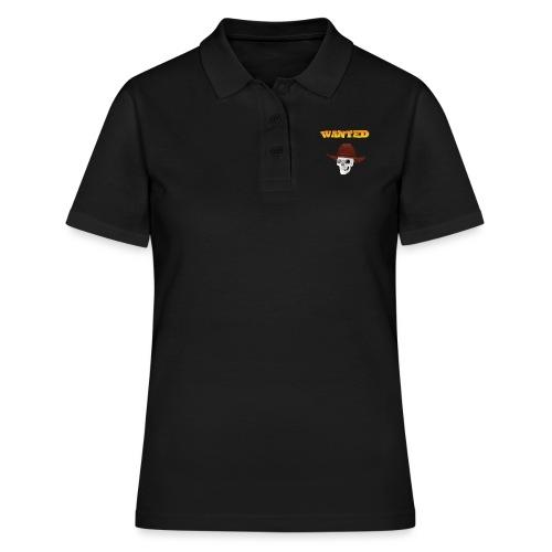 WANTED AR - Women's Polo Shirt