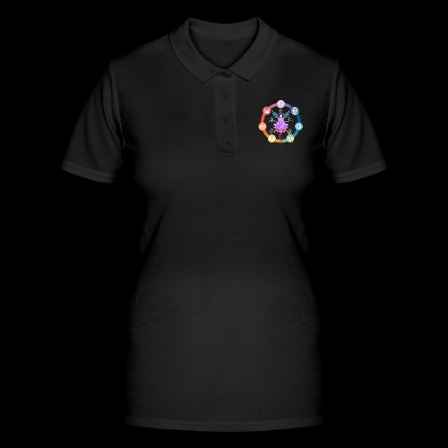 armonia delle energie all colors - Women's Polo Shirt