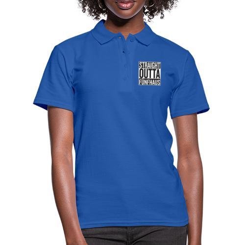 Straight Outta Fünfhaus - Frauen Polo Shirt