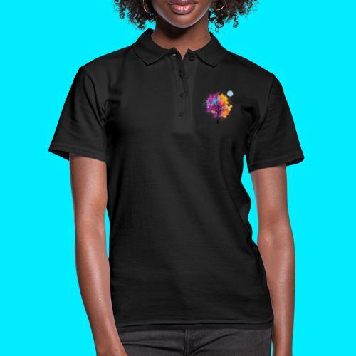 LOGO AUTUNNO BANCOMATTI - Women's Polo Shirt