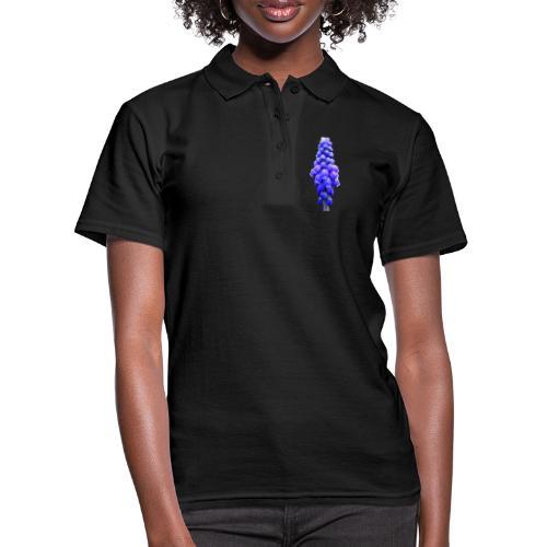 TIAN GREEN Garten - Traubenhyazinthe 2020 01 - Frauen Polo Shirt