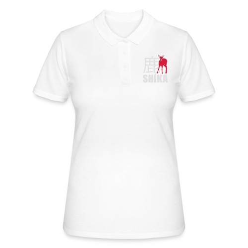 Shika II - Frauen Polo Shirt