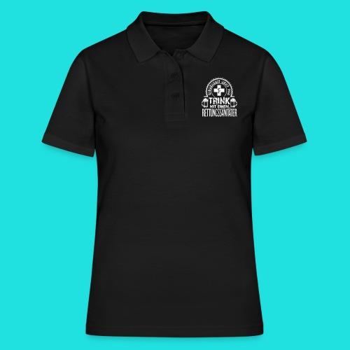 Sanitäter - Frauen Polo Shirt
