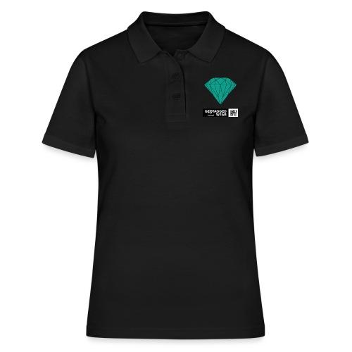 Unisex Diamond Pantone Arcadia - Frauen Polo Shirt