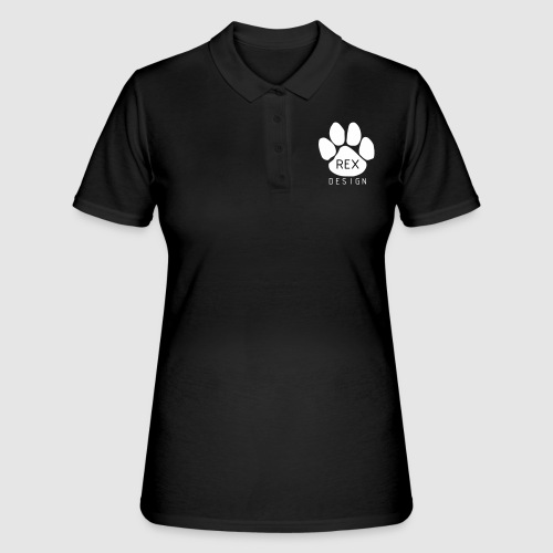 Rex Design Recolour - Women's Polo Shirt