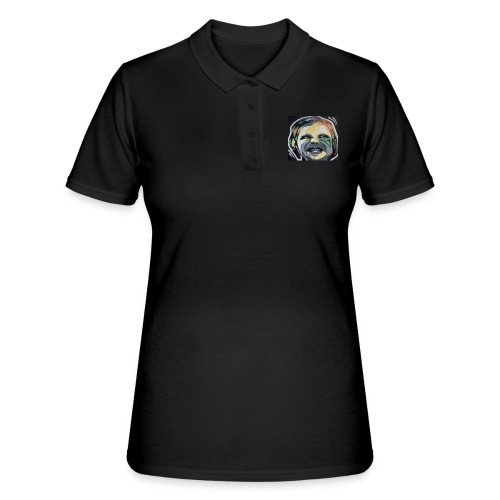 face - Frauen Polo Shirt