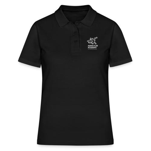 addictlab academy logo - Vrouwen poloshirt