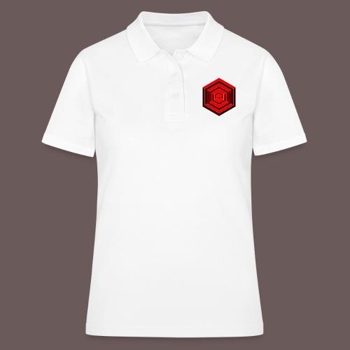 Hexagon Cube - Women's Polo Shirt