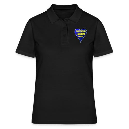 Make Sweden Lagom Again - Women's Polo Shirt